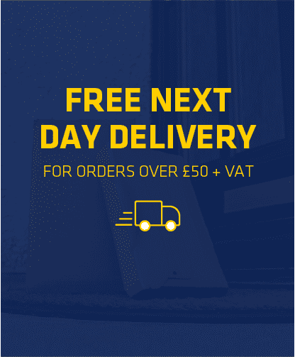 Free next day delivery available