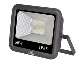 50W LED Floodlight (>145 LM/watt)