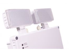 3Hr Non-Maintained LED Twin Spot Emergency Light (IP65)