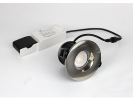 8.5W Firerated Multi - CCT IP65 LED Spotlight (Dimmable)