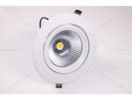 40W Round LED Shop Display Light